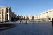 Teil des Majdan
