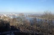 Dnepr und Unterstadt