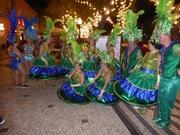 munteres Karnevalstreiben