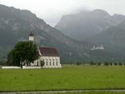 unterwegs bei Schwangau