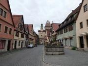 Markusturm und Röderbrunnen