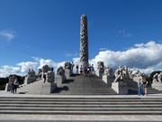 Monolith im Frognerpark