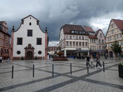 Marktplatz von Tauberbischofsheim