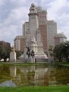 Cervantes-Denkmal