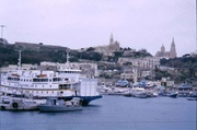Ankunft auf Gozo