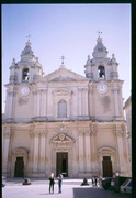 Kathedrale in Mdina