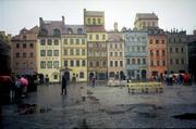 Marktplatz in Warschau