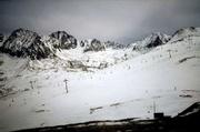 Skigebiet in Andorra