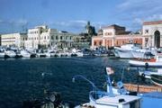 Hafen von Catánia
