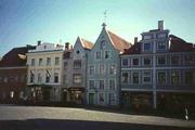 Marktplatz in Tallin