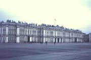 Winterpalast mit Eremitage in St. Petersburg