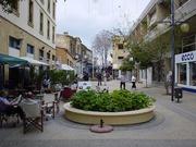 Grenze in der Ledra-Straße