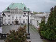 Palast mit dem Blechdach