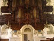 Orgel in der Erlöserkirche