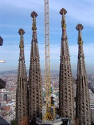 Türme der Sagrada Familia