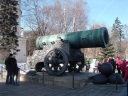 Kanone im Kreml