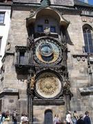 Astronomische Uhr im Altstädter Rathaus