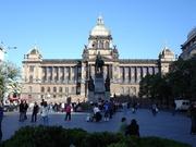 Nationalmuseum und Wenzel-Denkmal