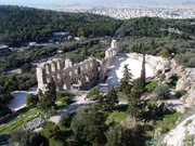 Odeion des Herodes Attikos
