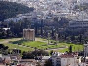Tempel des Plympischen Zeus