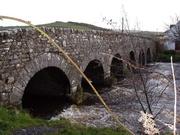 Brücke in Doolin