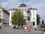 Prešeren-Platz
