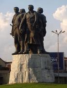 Denkmal der 5 Helden