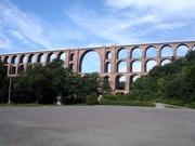 auf dem Heimweg: Götschtalbrücke
