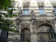 Jugendstilhäuser in der Neustadt