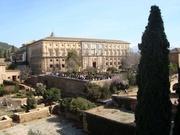 Palacio Carlos V.