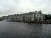 Blick auf den Winterpalast