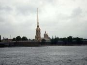 Blick auf die Peter-Paul-Festung