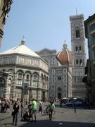 Dom, Campanile und Baptisterium
