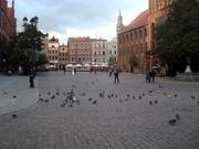Marktplatz in Thorn