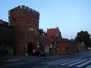 Brückentor mit Stadtmauer