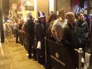 Siegesfeier in Cardiff