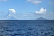 Stromboli und Panarea