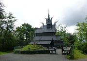 Fantoft Stabkirche
