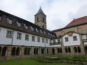 Kreuzgang im Karmeliterkloster