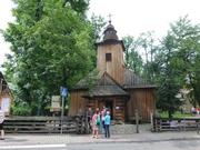 Alte Holzkirche