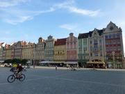 Häuser am Rynek