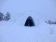 Schnee-Hotel