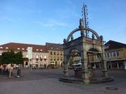 Marktplatz Hammelburg