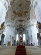 in der Basilika St. Vitus