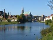 Neiße und Peterskirche
