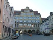 Börse und Rathaus