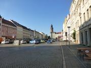 Obermarkt und Reichenbacher Turm