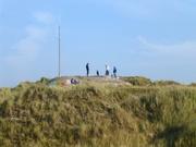 einer der zahlreichen Bunker