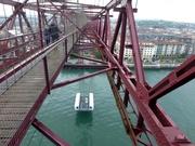 auf der Puente Vizcaya