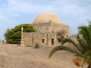 alte Moschee auf der Festung